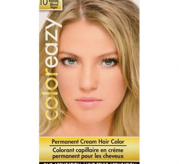 ColorEazy Permanent Cream Hair Color