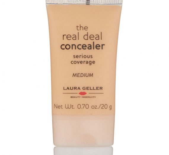 The Real Deal Concealer Serious Coverage
