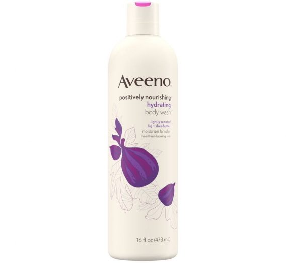 Active Naturals Positively Nourishing Hydrating Body Wash – Shea & Fig