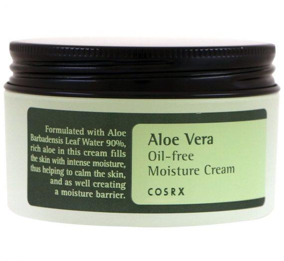 Aloe Vera Oil-free Moisture Cream