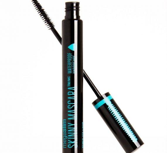 Megaslim Skinny Mascara – Waterproof