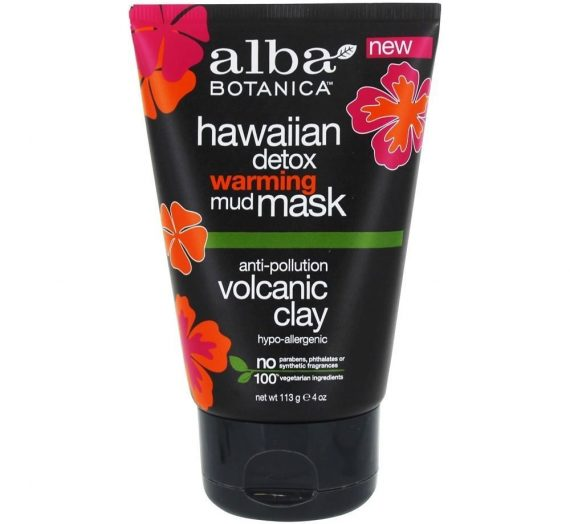 Hawaiian Detox Warming Mud Mask