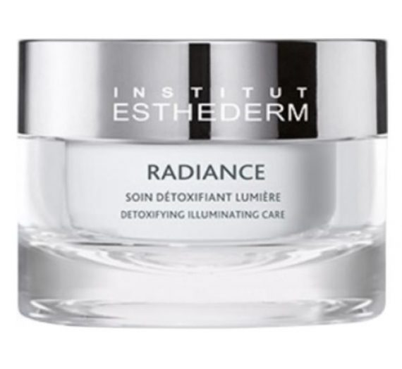 Institut Esthederm Radiance Detoxifying Illuminating Care