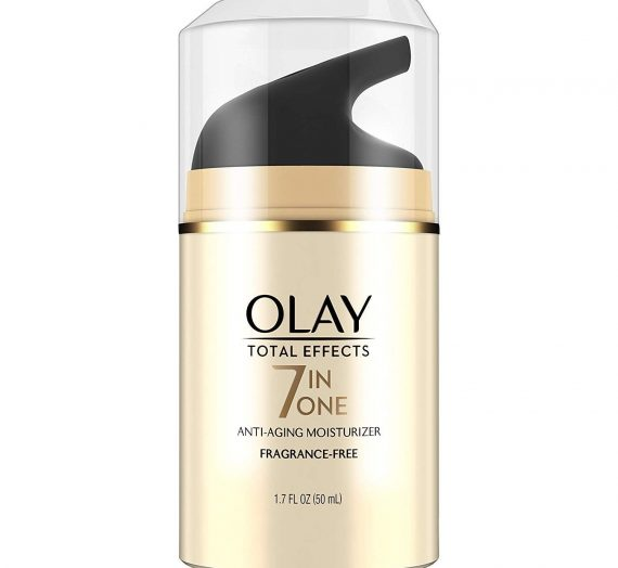Total Effects 7-In-One Anti-Aging Face Moisturizer – Fragrance-Free
