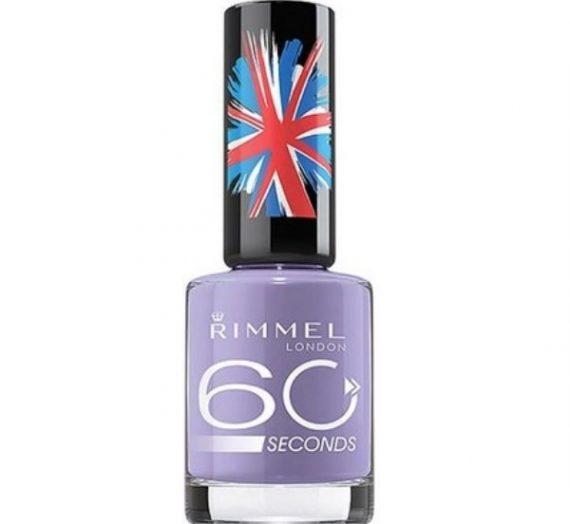 60 SECONDS Nail Polish – I Lilac You