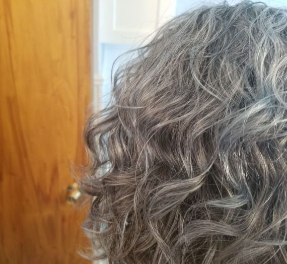 Dream Coat for Curly Hair