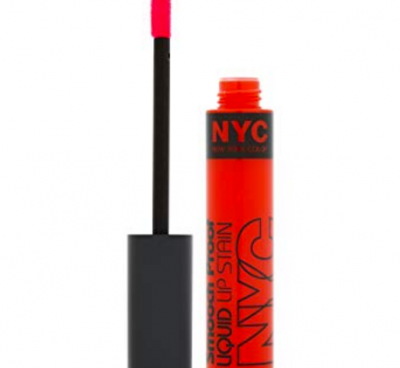 NYC Smooch Proof Liquid Lip Stain