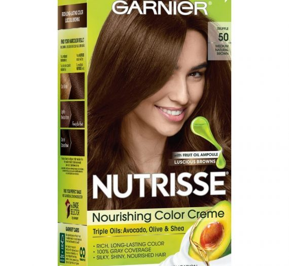 Nutrisse Creme Hair Color – Truffle (Medium Natural Brown #50)