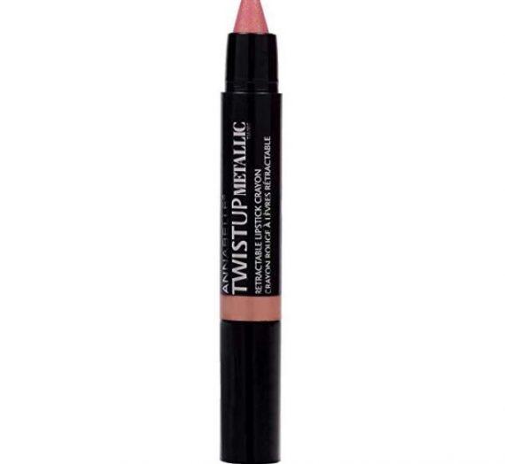 Twistup Metallic Retractable Lipstick Crayon