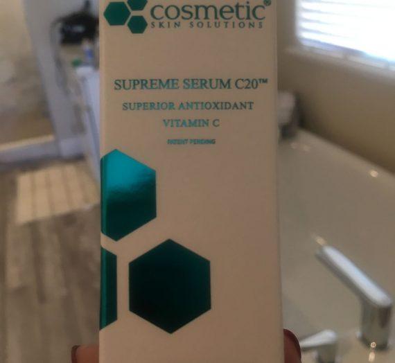 Cosmetic Skin Solutions – VITAMIN C 20 AOX+