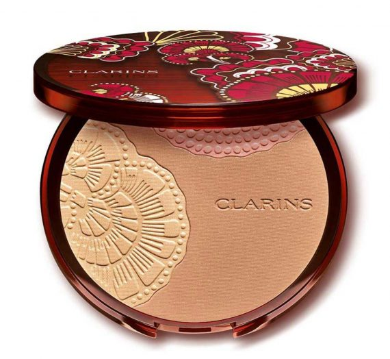 Bronzing Compact – Sunset Glow (001) Limited Edition