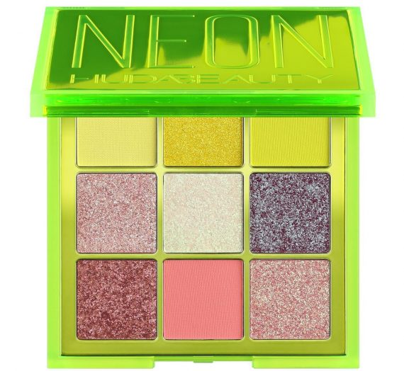 Neon Obsessions Eyeshadow Palette  – Neon Green