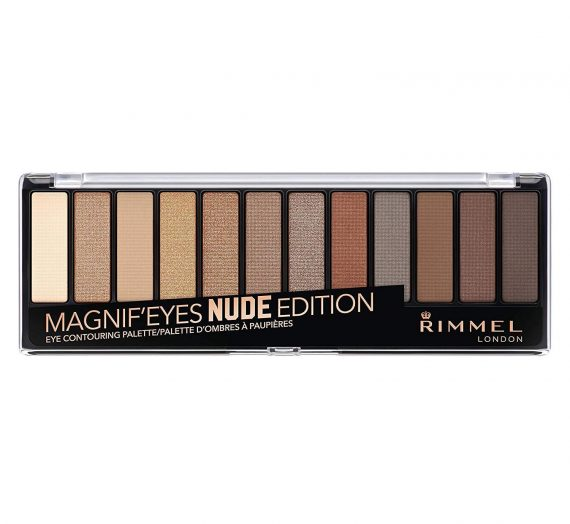 Magnif'Eyes Eye Palette – Nude Edition