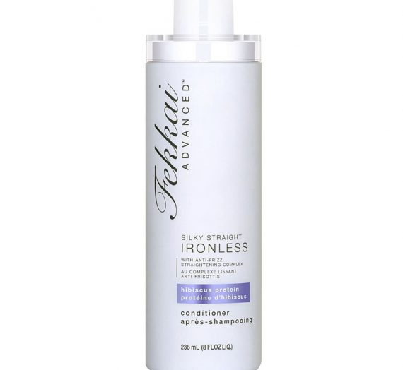 Silky Straight Ironless Conditioner
