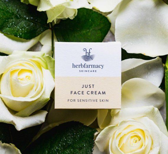 Just Face Cream for Sensitive Skin