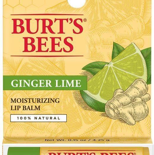 Ginger Lime Moisturizing Lip Balm