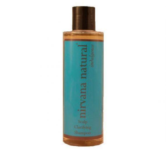 Nirvana Natural – Scalp Clarifying Shampoo