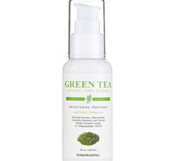 Green Tea Natural Pure Essence Brightening Treatment
