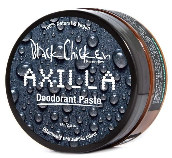 Black Chicken Remedies Axilla Deodorant Paste