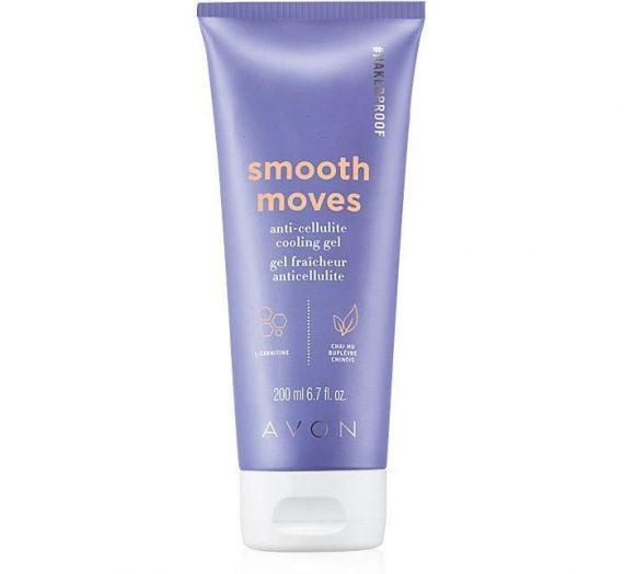 Smooth Moves Anti-Cellulite Cooling Gel