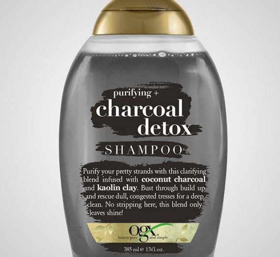 Purifying Charcoal Detox Shampoo