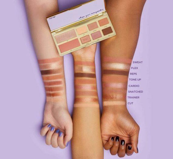 Whitney Simmons X Tarte Palette