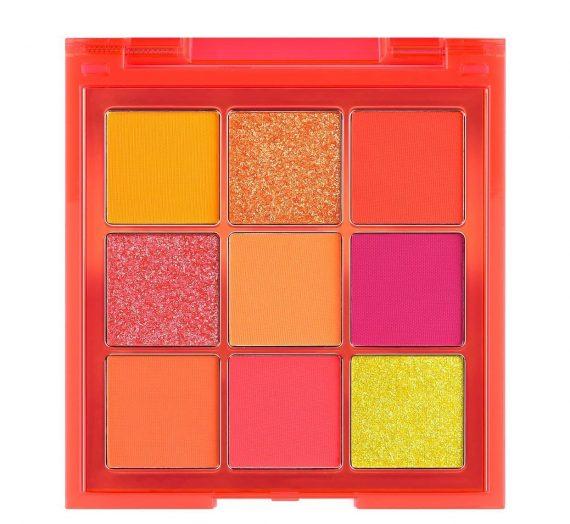 Neon Obsessions Eye Palette – Neon Orange