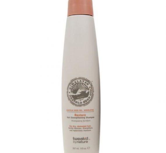 Tweak'd RESTORE Hair Strenghtening Shampoo