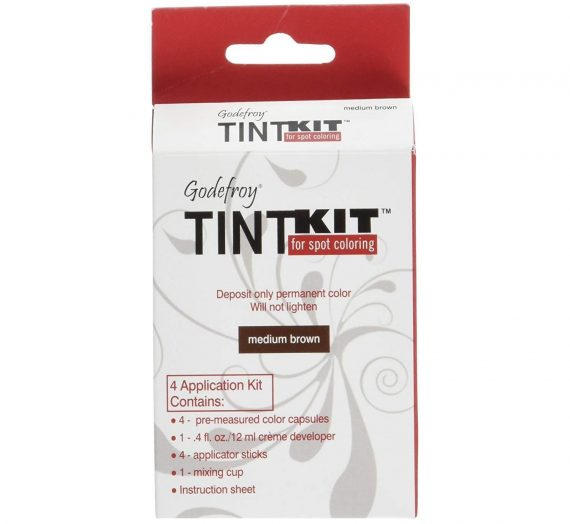 Godefroy – Professional Tint Kit: Medium Brown