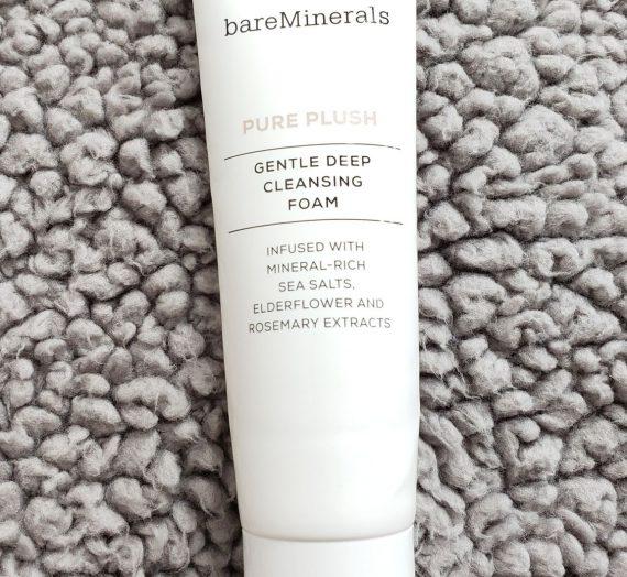 Pure Plush Gentle Deep Cleansing Foam