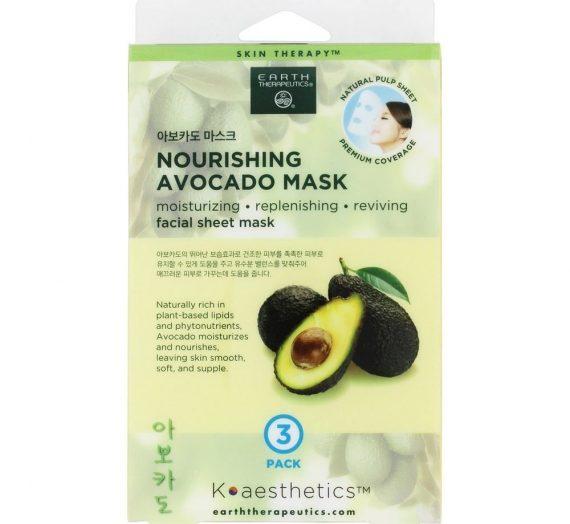 Nourishing Avocado Mask