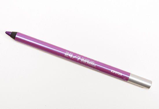 24/7 Glide-on Eye Pencil – Asphyxia