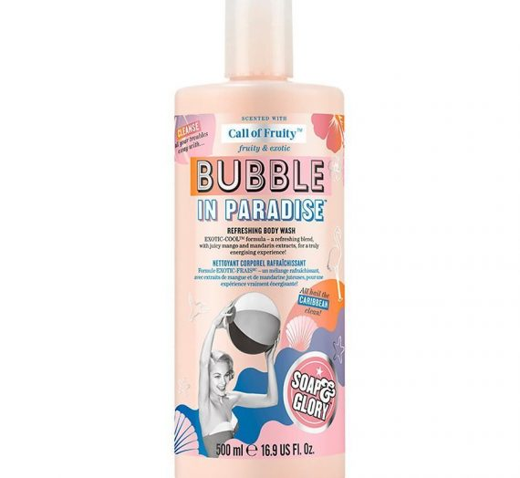 Call of Fruity Bubble in Paradise Refreshing Body Wash