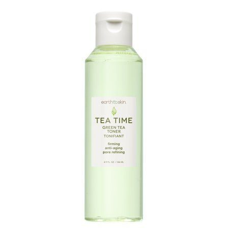 Earth to Skin – Tea Time Anti Aging Green Tea Face Toner
