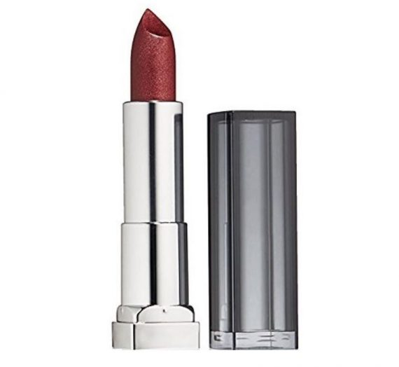 Color Sensational Matte Metallic Lipstick – Copper Rose