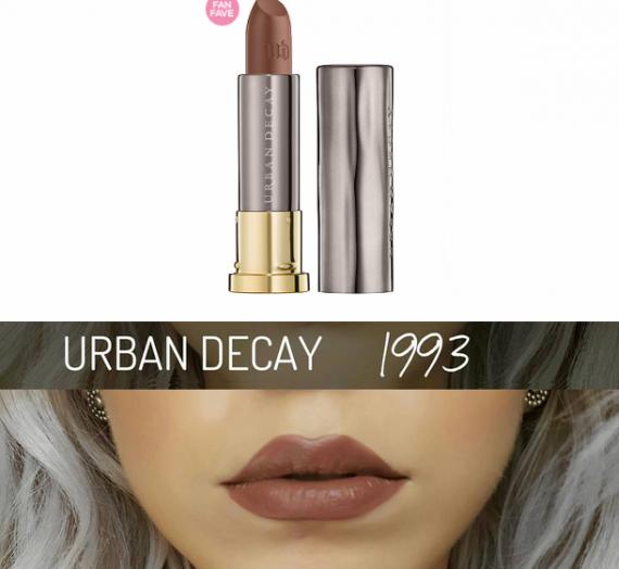 Vice Lipstick Comfort Matte  – 1993