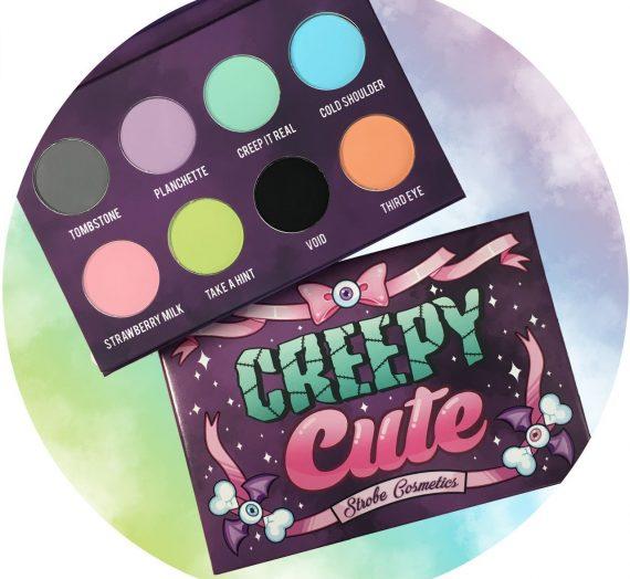 Creepy Cute Eyeshadow Palette