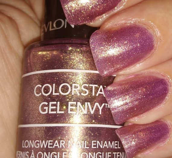 Colorstay Gel Envy Longwear Nail Enamel – Win Big