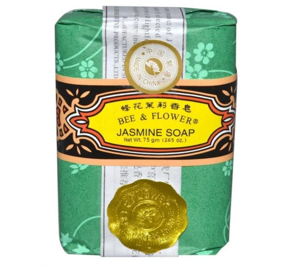 Bee & Flower Jasmine Soap