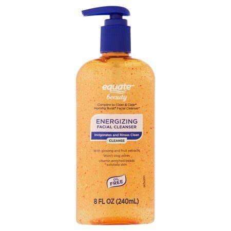 Energizing Facial Cleanser