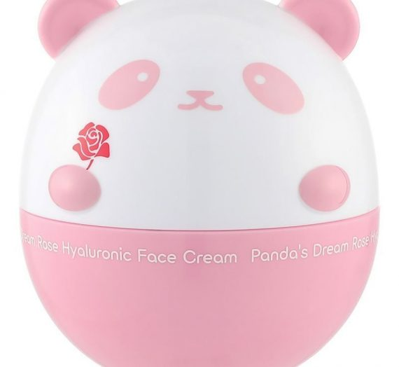 Panda's Dream Rose Hyaluronic Face Cream