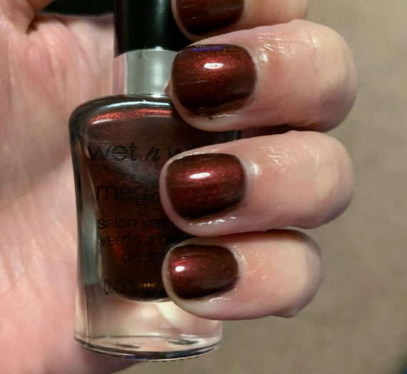 Megalast Nail Color – Under Your Spell