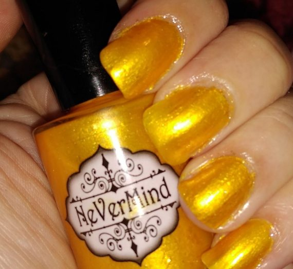 Nevermind – Hourglass Eyes