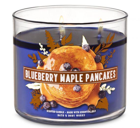 Blueberry Maple Pancakes