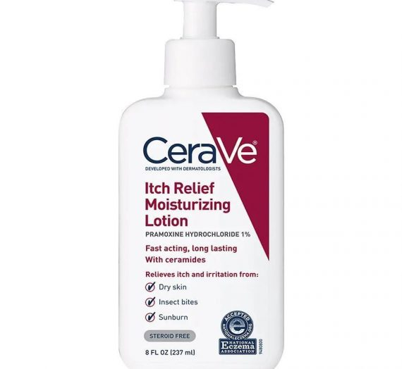 Itch Relief Moisturizing Lotion