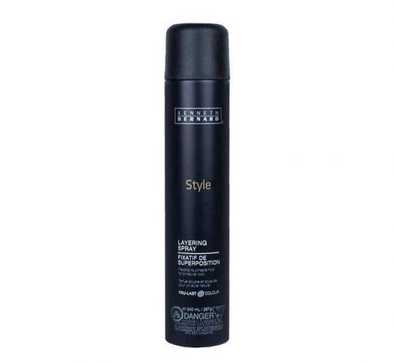 Kenneth Bernard – Style Medium Hold Hairspray