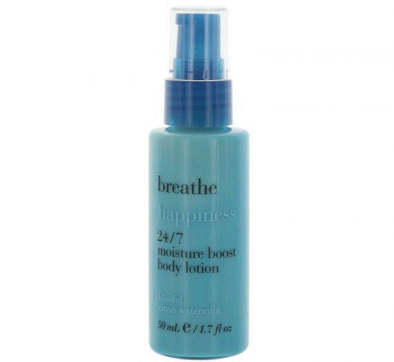 Breathe Happiness 24/7 Moisture Boost Body Lotion