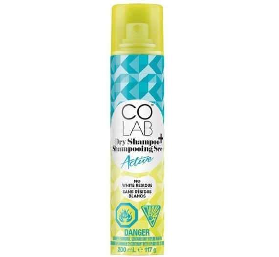 COLAB – Active Dry Shampoo +