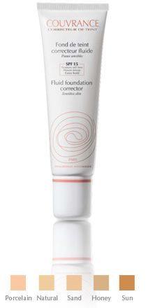 Couverance Fluid Foundation Corrector