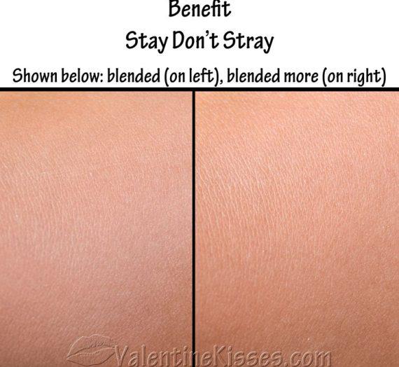 Stay Don't Stray Eyeshadow Primer
